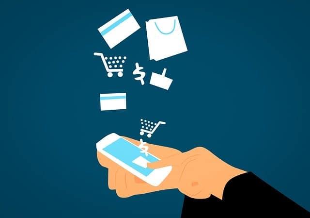 السوق الإلكتروني